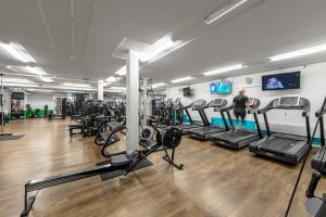 Actic Sandviken city cardio