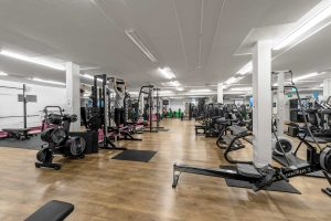 Actic Sandviken City gym