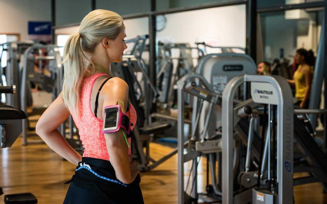Inkontinens och träning