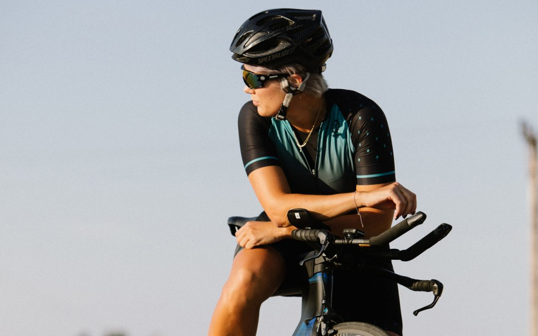 Hitta träningsvanorna med Joanna Swica