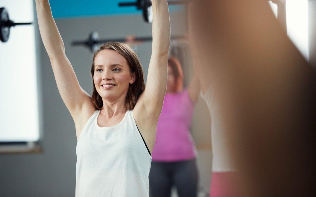 Vad ska man äta när man tränar?