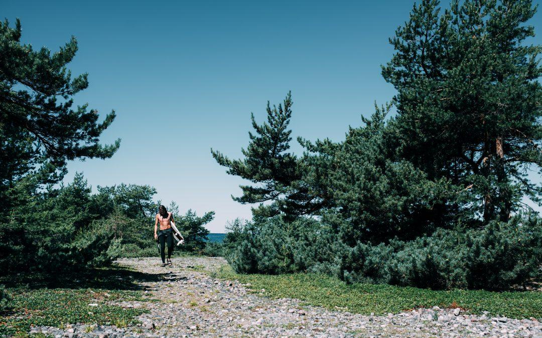 Vältränad på semestern – träning utan utrustning