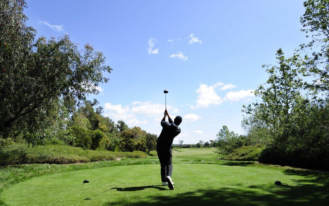 Styrketrening er en viktig del for golfspillingen din