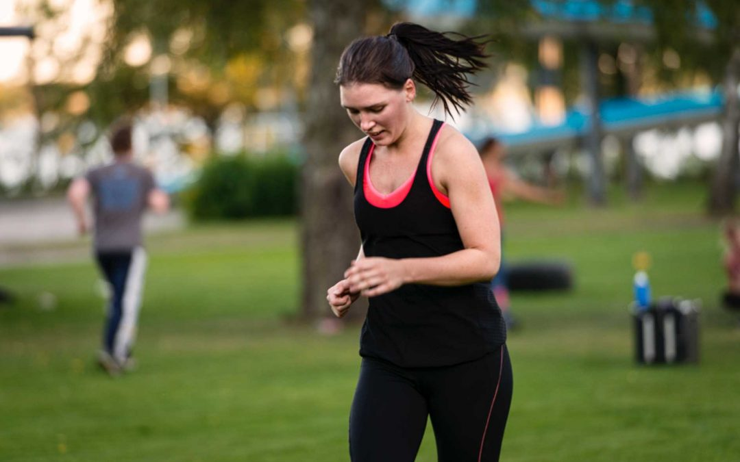 Running – Get Challenged