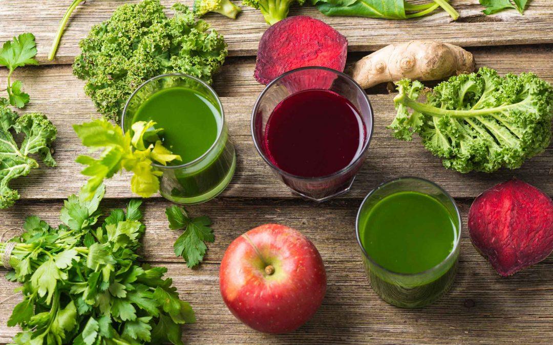 Juice – sukkerfelle eller næringsbombe?