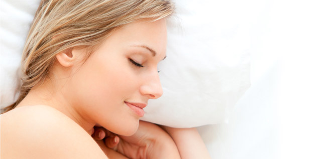 Slik sover du godt om natten