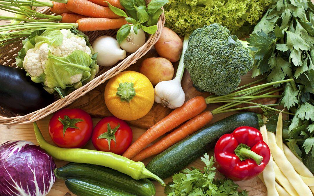 Mer grønnsaker i maten!