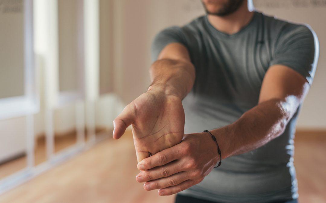 Hvordan trene underarmene