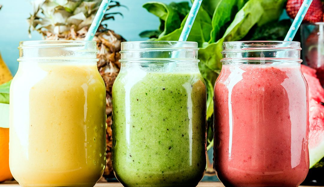 3 digge smoothies