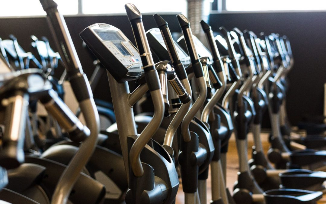 Intervalltraining auf dem Crosstrainer