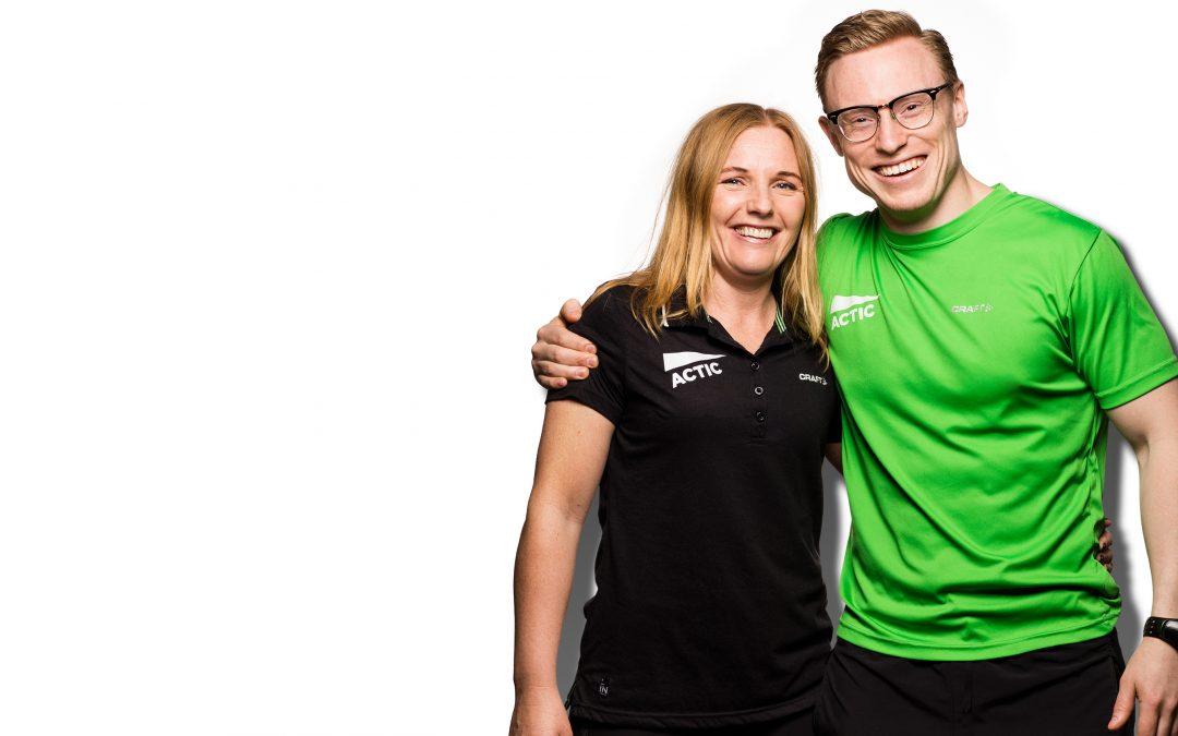 Ein Dankeschön an unser Actic Fitness Team in Bayreuth