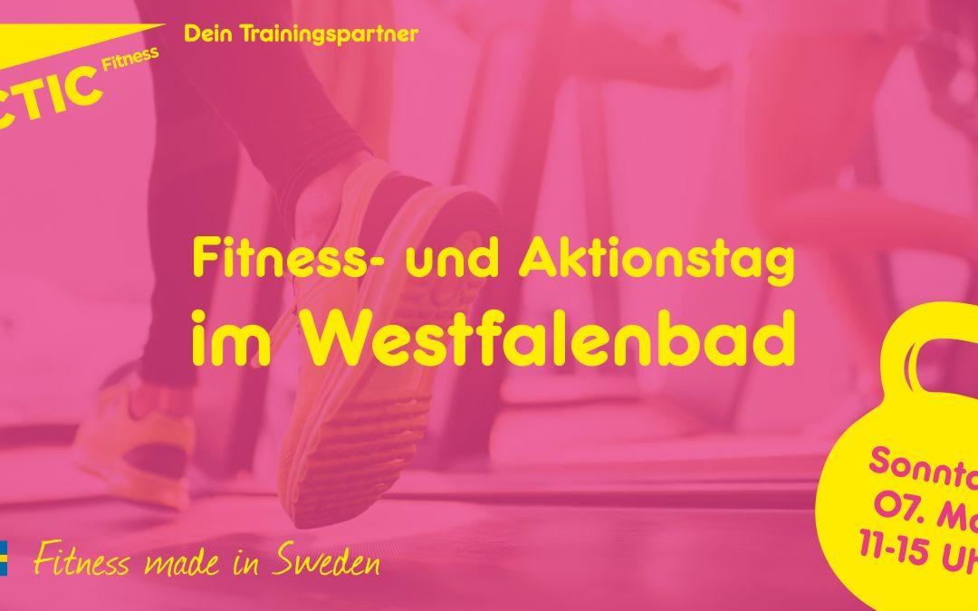 Fitness- und Aktionstag im Westfalenbad Hagen