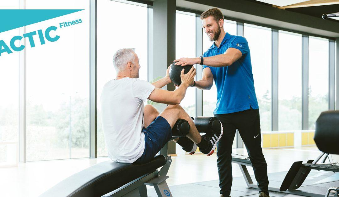 Flex-Angebot: Fitness-Monat geschenkt
