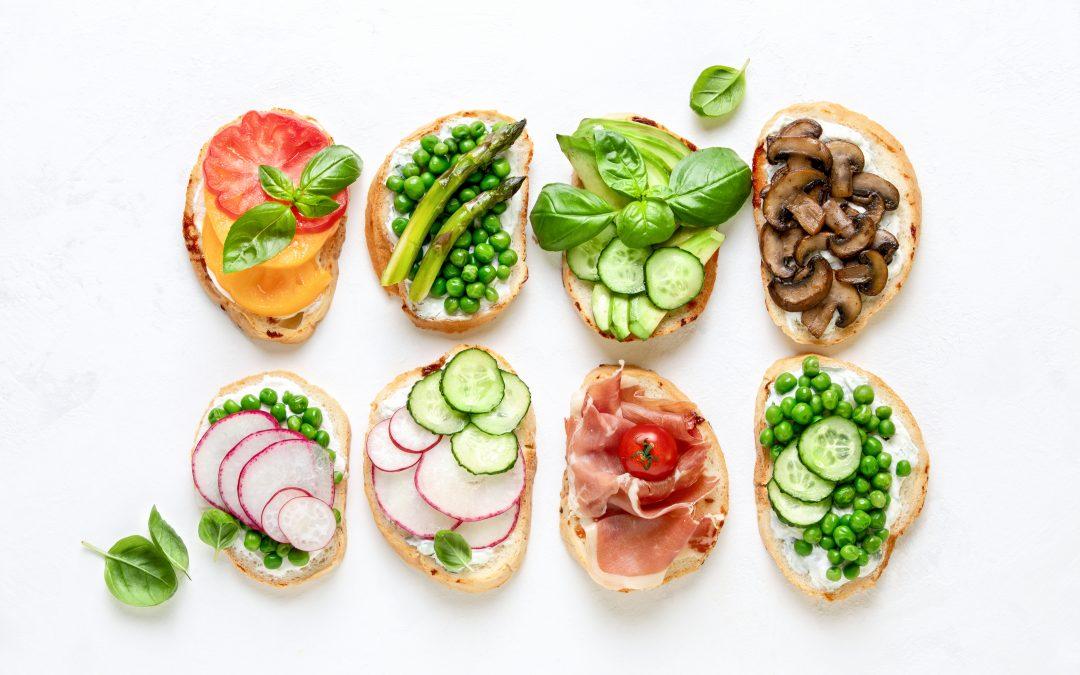 Brot zum Abendessen?