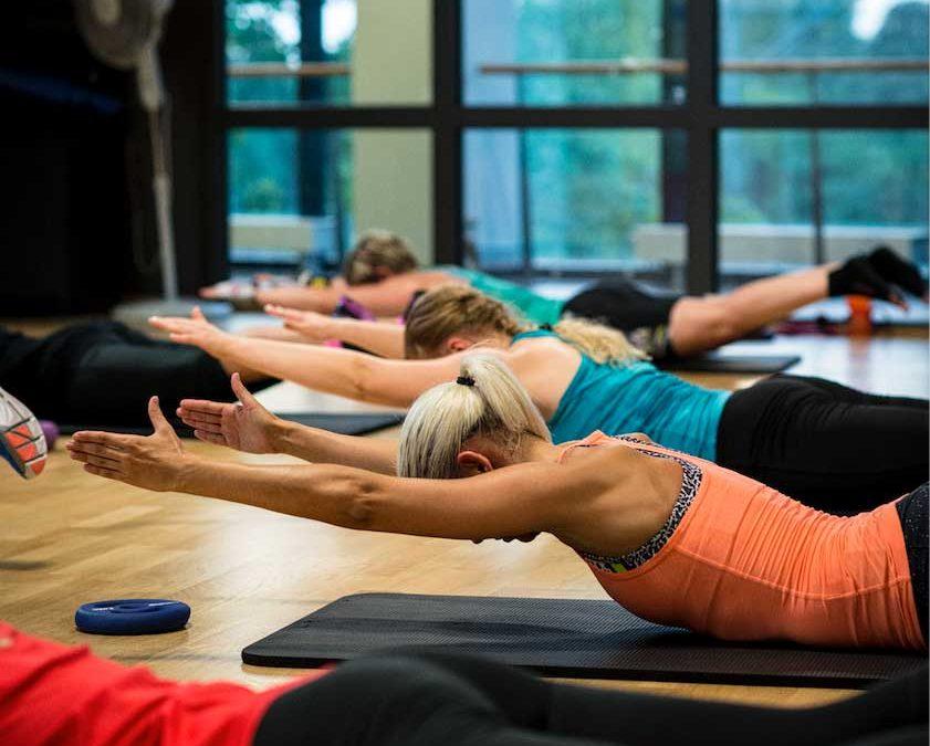 Pilates (60 min)
